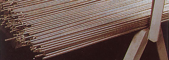 Stainless steel straight wires